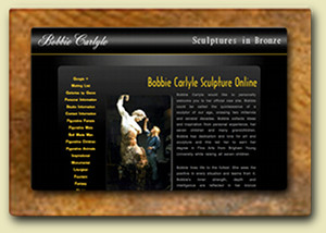 <div style='margin-top:-7px;'>Bobbie Carlyle Sculpture Website</div>