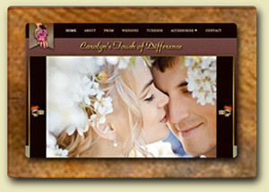 <div style='margin-top:-7px;'>Carolyn's Touch of Difference Website</div>